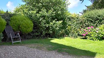 Des sièges au jardin
